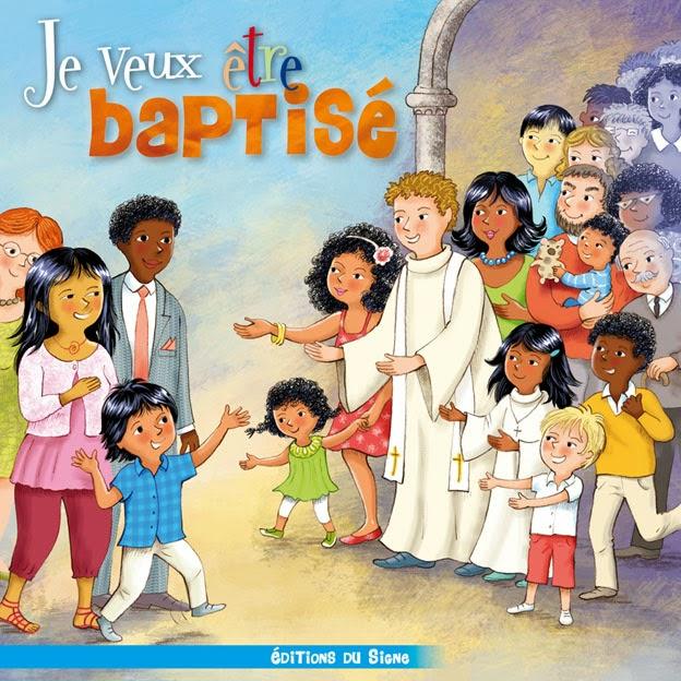 Prépa au baptême 3-7 ans (ed du Signe)