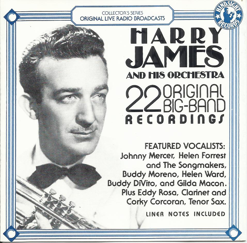 Harry James And His Orchestra - The Brave Bulls - Moanin' Low