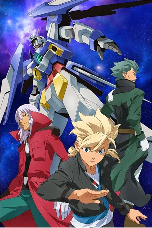 Kidou Senshi Gundam AGE - (49/49) - (2012) Vietsub