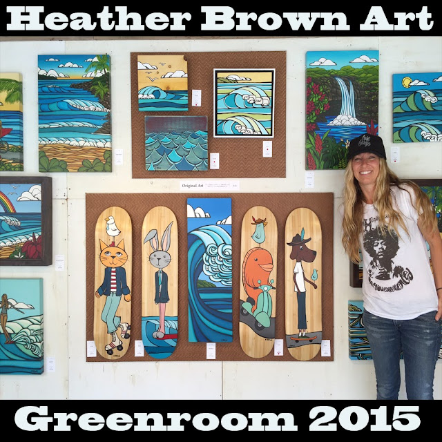 heather brown art