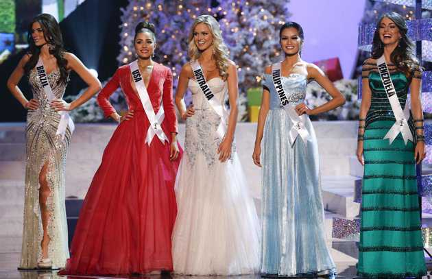 Miss universe 2012 winner is Miss USA