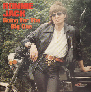 RONNIE JACK - Hey, Mary Ann ,Vinyl 7\