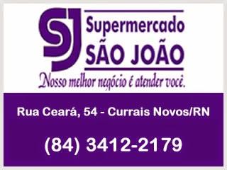 SUPER MERCADO SÃO JOÃO