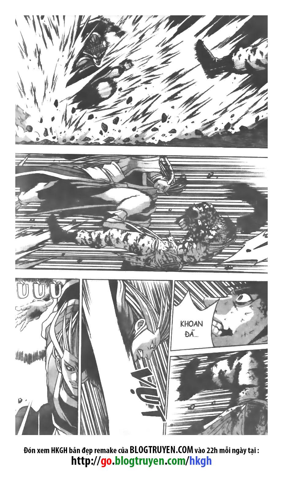 Hiệp Khách Giang Hồ - Hiệp Khách Giang Hồ Chap 221 - Pic 6