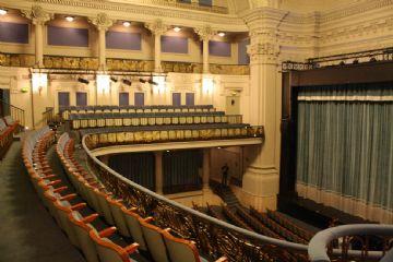 Nuevas fechas fin de gira madame noir sigue las novedades de la cantante en - Teatro coliseum madrid interior ...