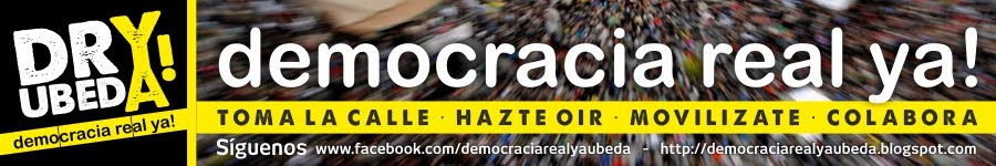 Democracia Real Ya Úbeda