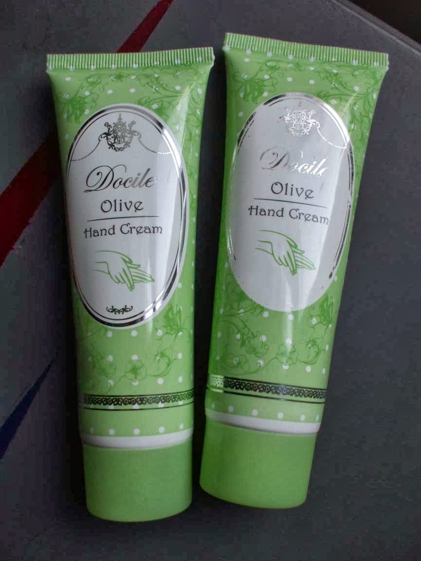 Docile Olive Hand Cream