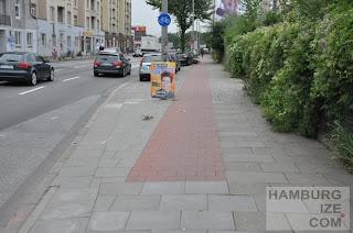 Stresemannstraße / ex BMW-Niederlassung