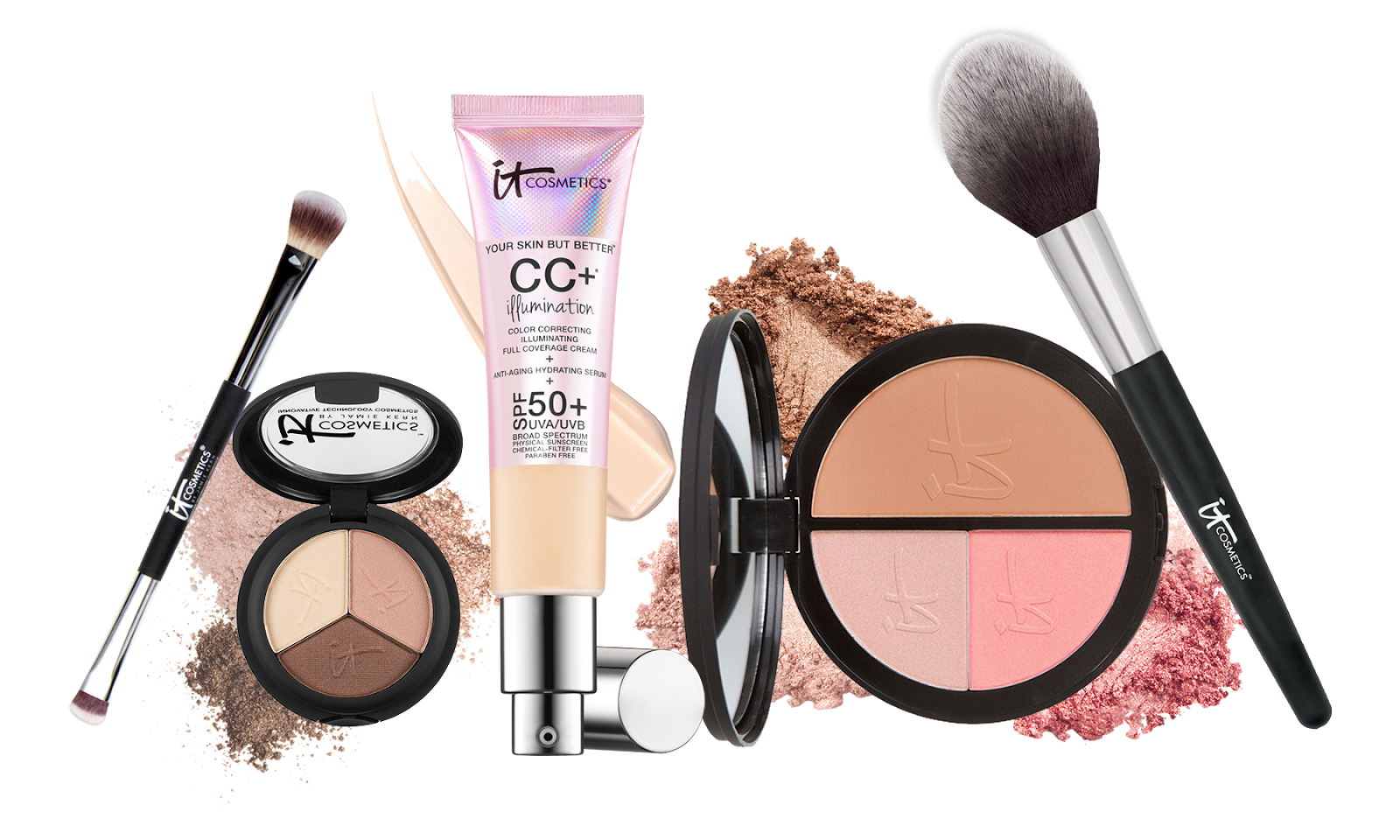 New spring release for It cosmetics and qvc