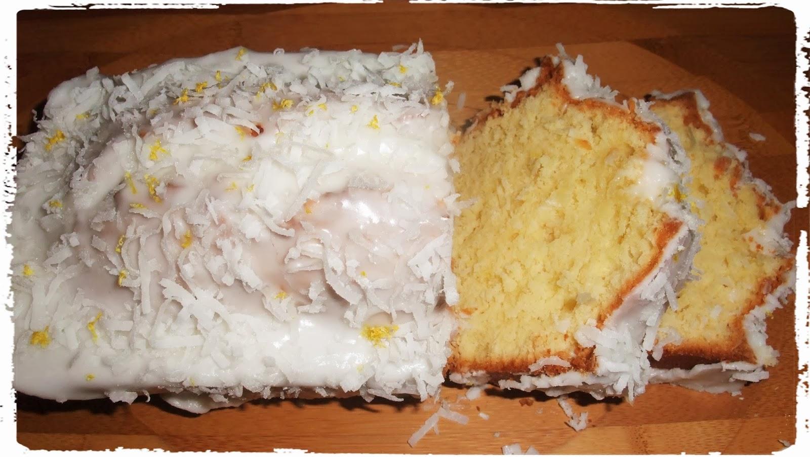 Southern Living Lemon Coconut Pound Cake Recipe