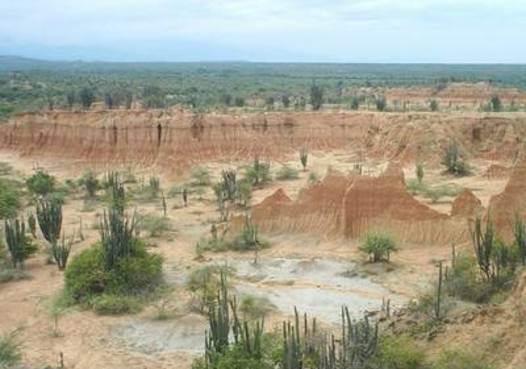 El desierto de la Tatacoa