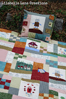Boy's Story Quilt