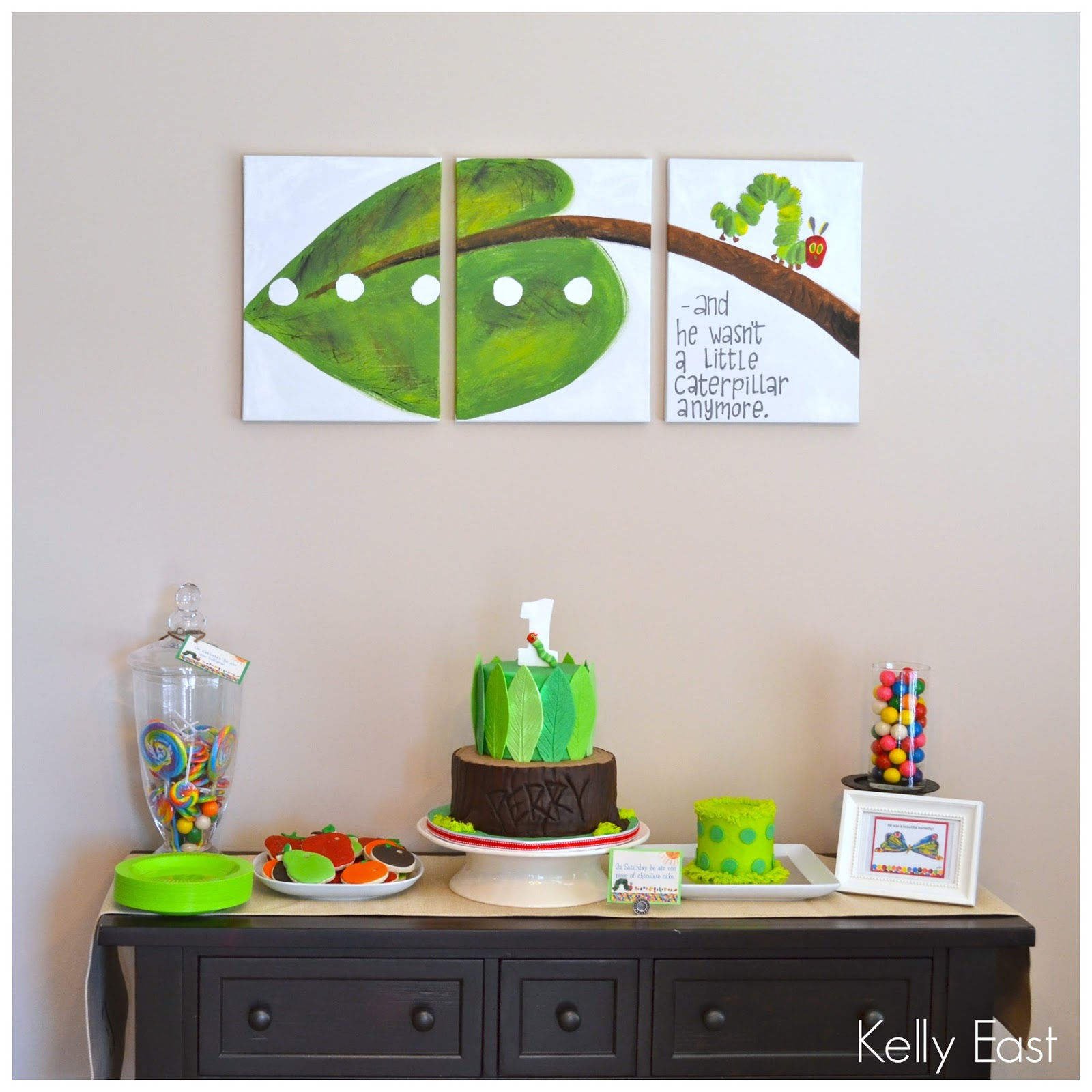 The Previous Birthday Post Was More About Birthday Party Itself. Now I Am  Going To Take A Moment Or Two To Talk More About All The Little Caterpillar Y  ... Part 66