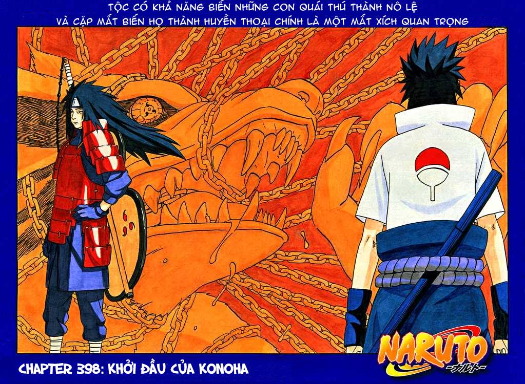 Naruto chap 398 Trang 2 - Mangak.info