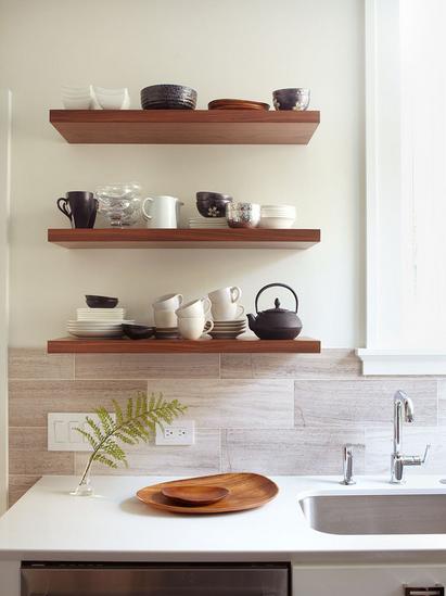 Travertine Kitchen Tiles