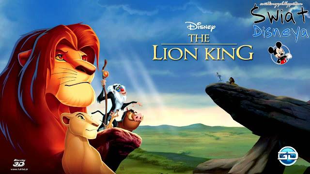 """[Muzyka Disneya] Piosenki z filmu """"Król Lew"""""""