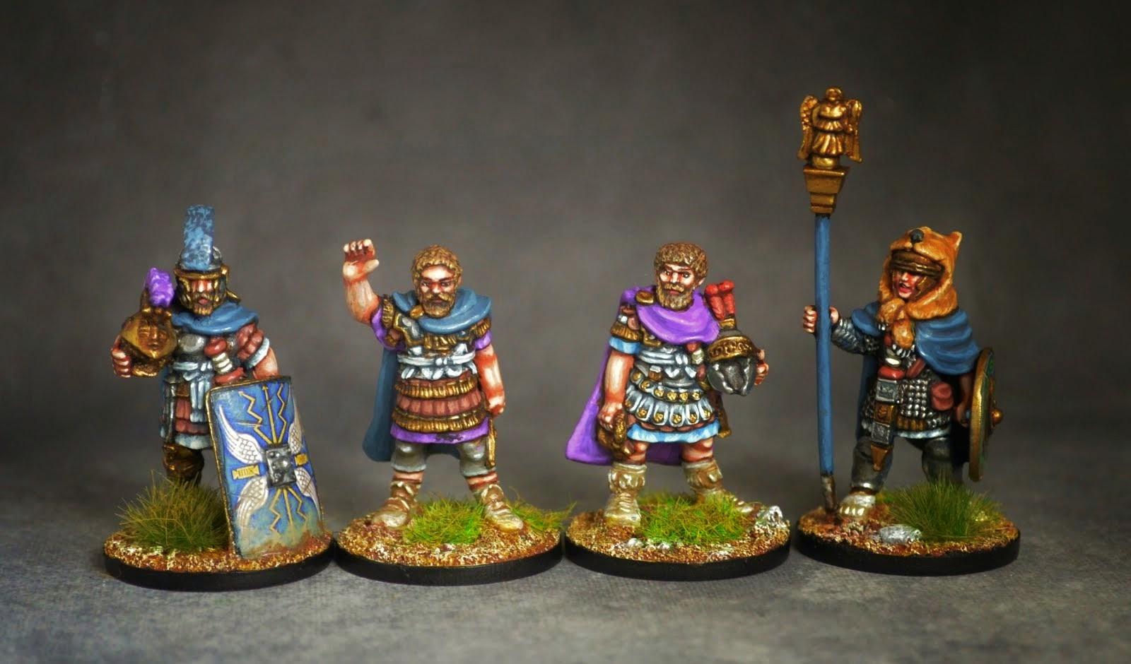 Aventine Imperial Romans