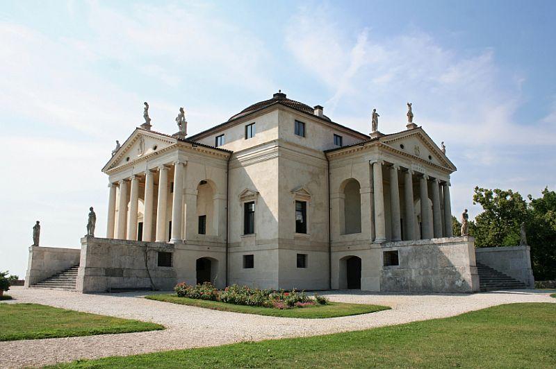 Arhitektura Baroka PalladioVillaRotundaVicenza