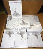 Fotos dos livros publicados, por Israel Antonini