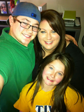 My kiddos and I