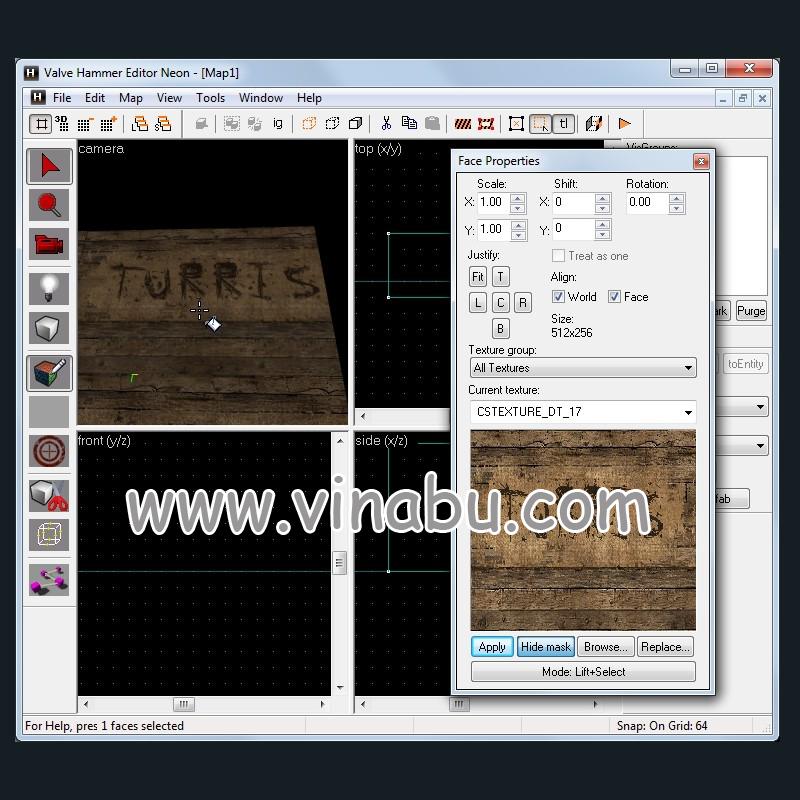 5 4 3 2 1 сборка valve hammer editor