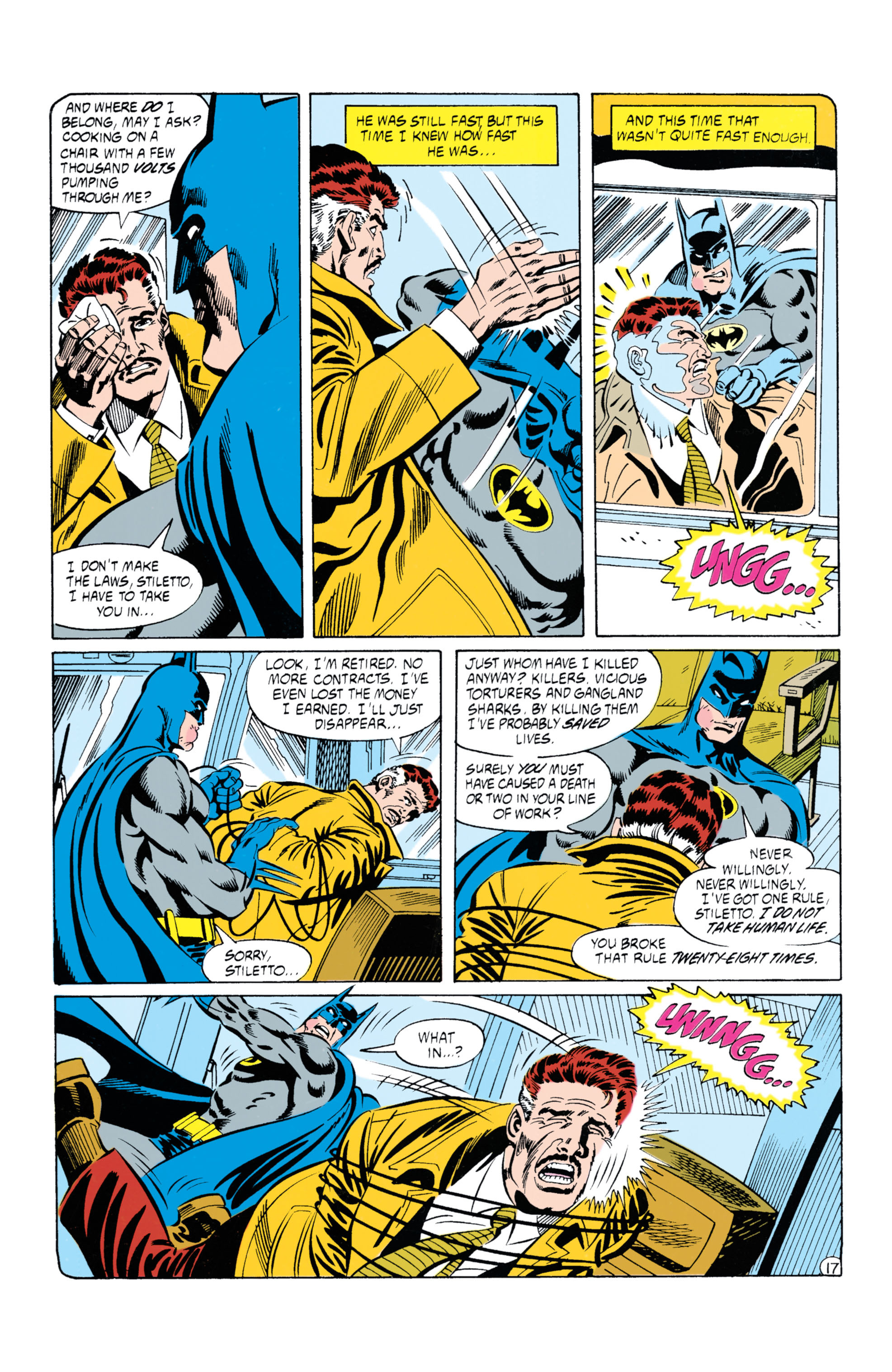 Detective Comics (1937) Issue #630 Page 18