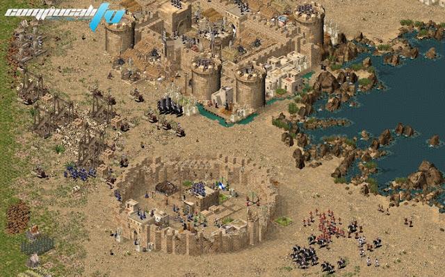 Stronghold Crusader HD PC Full Español TiNYiSO Descargar 2012