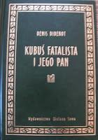 okładka książki Kubuś fatalista