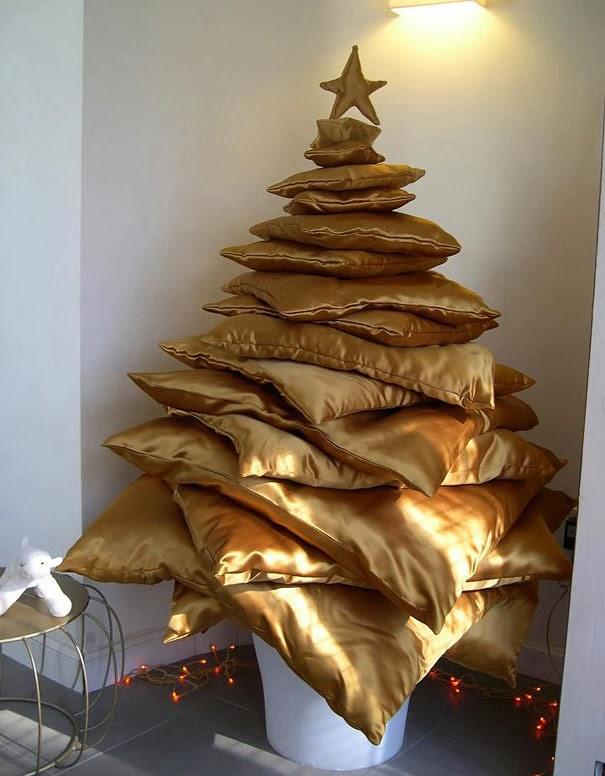 ya que la imaginacin no tiene lmites hemos realizado una seleccin de algunos de los rboles de navidad creativos que ms nos han gustado - Arboles De Navidad