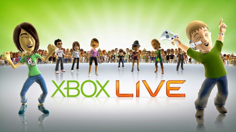 Xbox Live Code Generator 2015