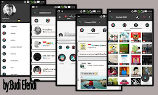 Download BBM MOD SKYSTONEICONS V2.10.0.30 APK