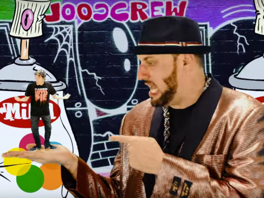 Video: R.A. The Rugged Man – Tom Thum