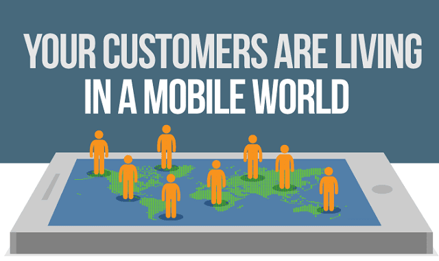 Your Customers Are Living in a Mobile World