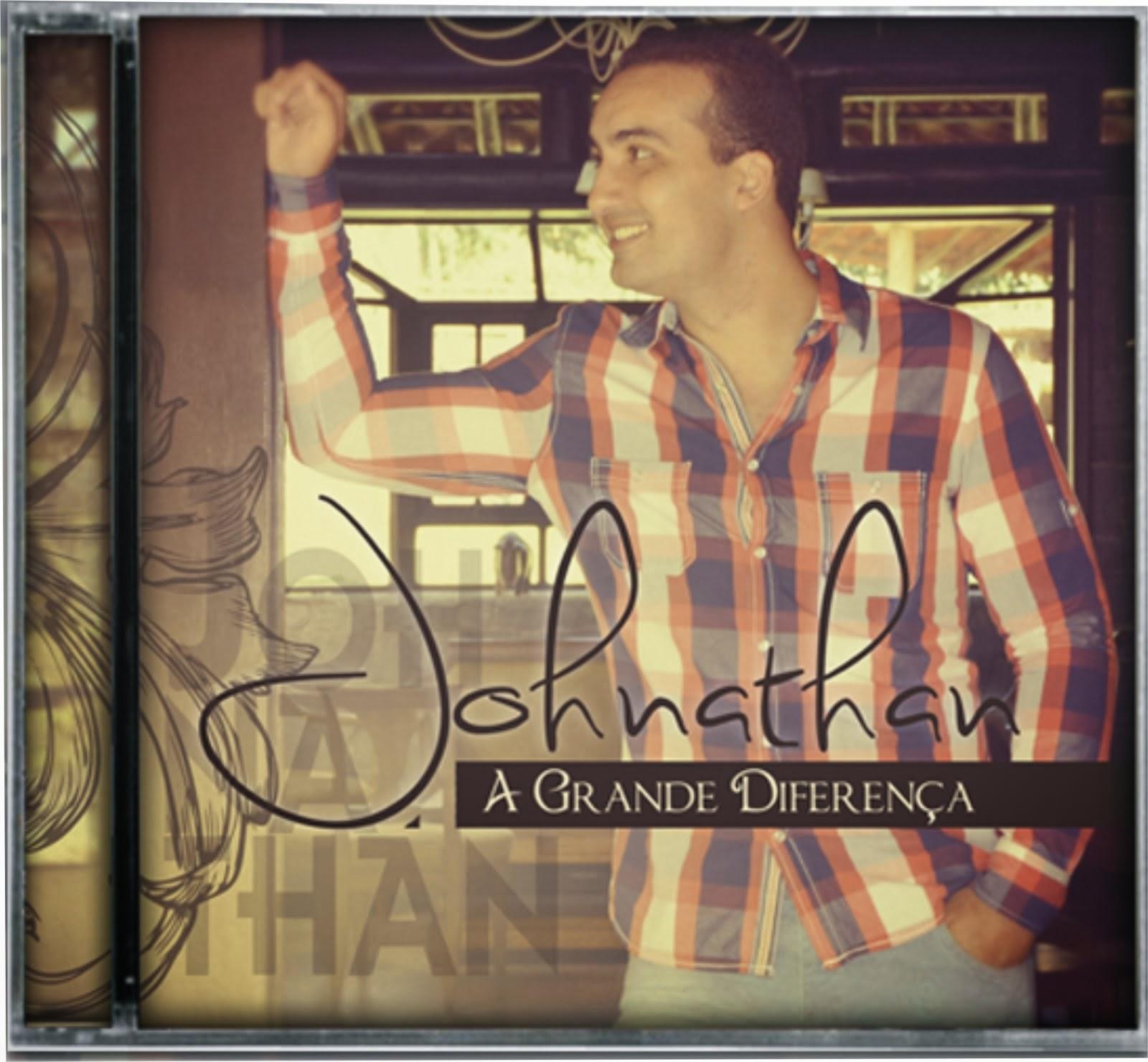 LANÇAMENTO CD DE JOHNATHAN