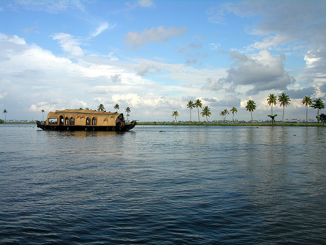 tourist attraction Alappuzha