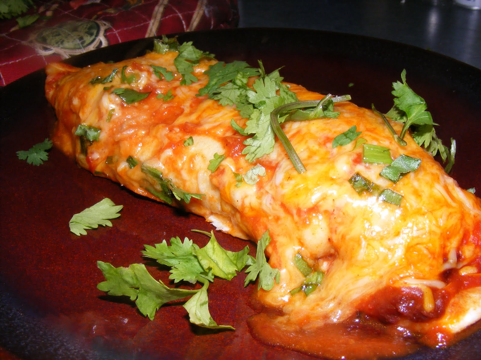 Cheesy Zucchini Enchiladas Recipe — Dishmaps
