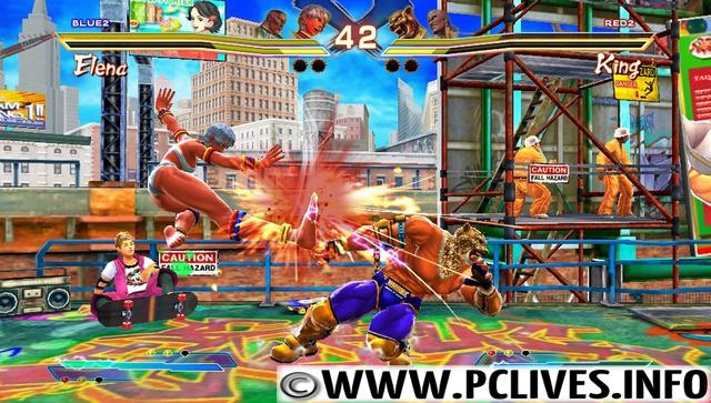 how to download Street Fighter X Tekken pc game