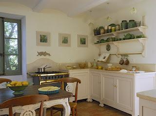 cocina casa provenza
