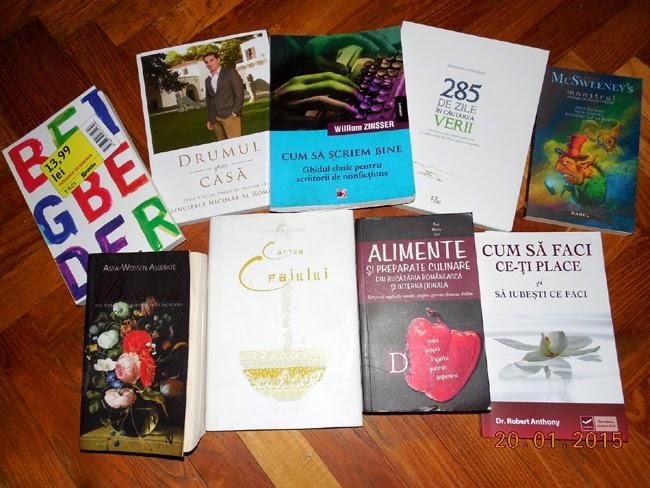Biblioteca Bloggerului Roman - 2014