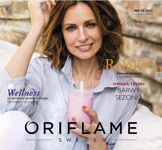 ORIFLAME | Katalog 15 | Ciekawe oferty