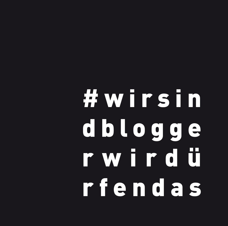 Ein Hashtag zum Mitschleppen