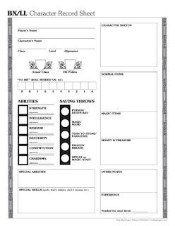 character record sheets 4e pdf