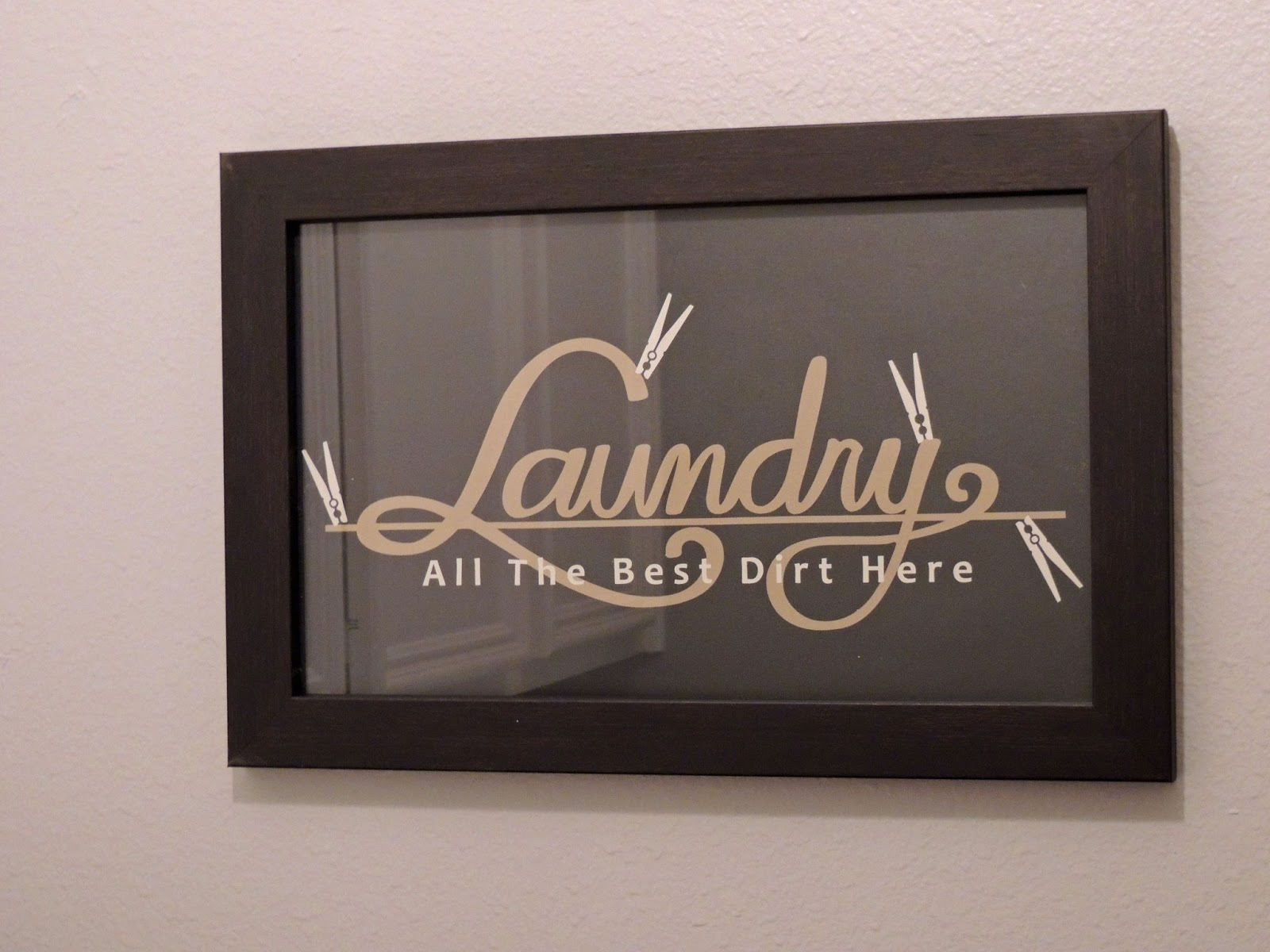 Wall decor for laundry room homes decoration tips for Room wall hangings