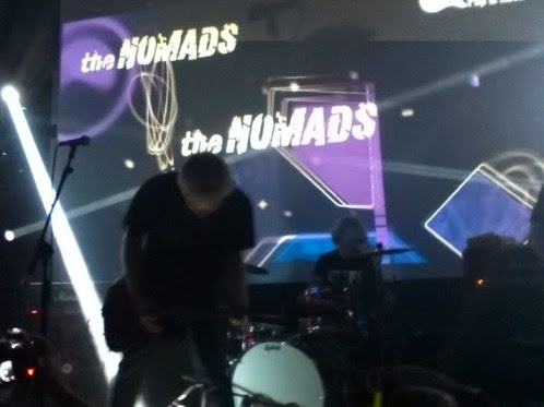 THE NOMADS - CONCIERTO VALENCIA JERUSALEM CLUB 22-11-14 4