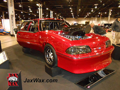 1989 Ford Mustang LX Jax Wax Chicago World of Wheels