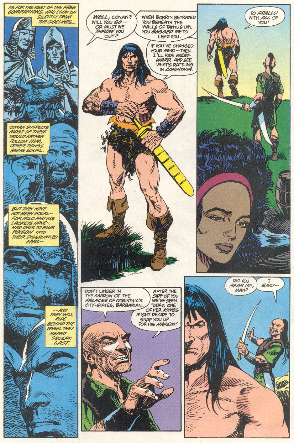 Conan the Barbarian (1970) Issue #275 #287 - English 5