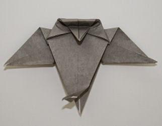 origami bird kids