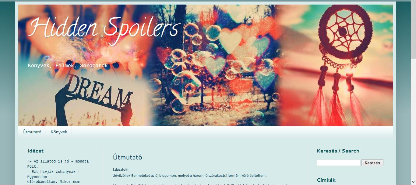 http://hiddenspoilers.blogspot.hu/p/utmutato.html