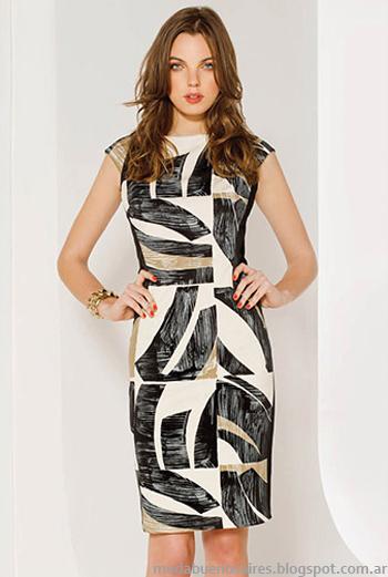 Rafael Garófalo moda mujer vestidos 2014.