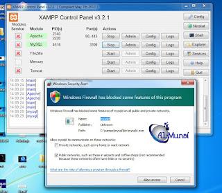 Install xampp untuk windows lengkap